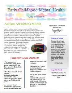 BES april newsletter 1