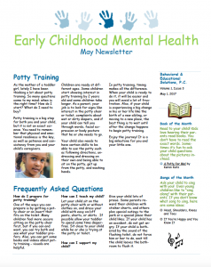 BES may newsletter 1
