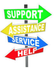 support services arrows